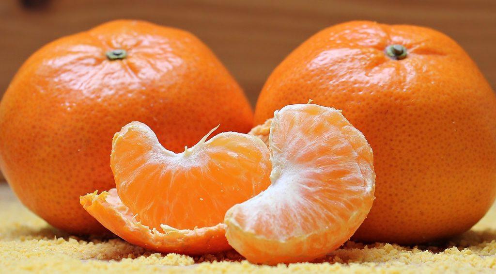 Imagen de mandarina