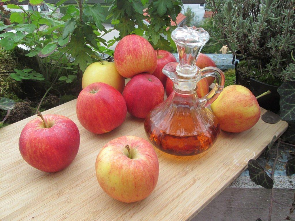 Imagen de vinagre de manzana