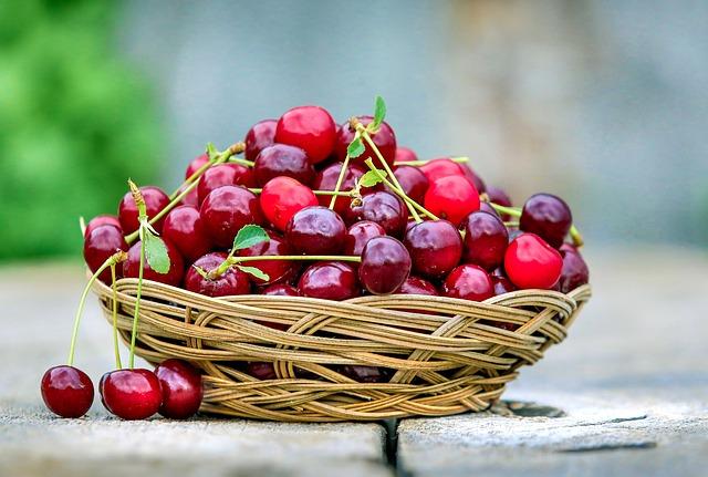 Beneficios de las cerezas
