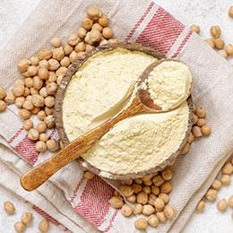 Beneficios de la harina de garbanzo