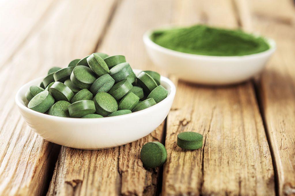 Chlorella beneficios y contraindicaciones