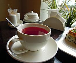 Contraindicaciones del té rojo