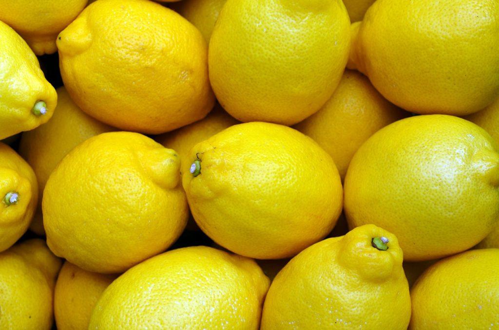 Limón beneficios y contraindicaciones