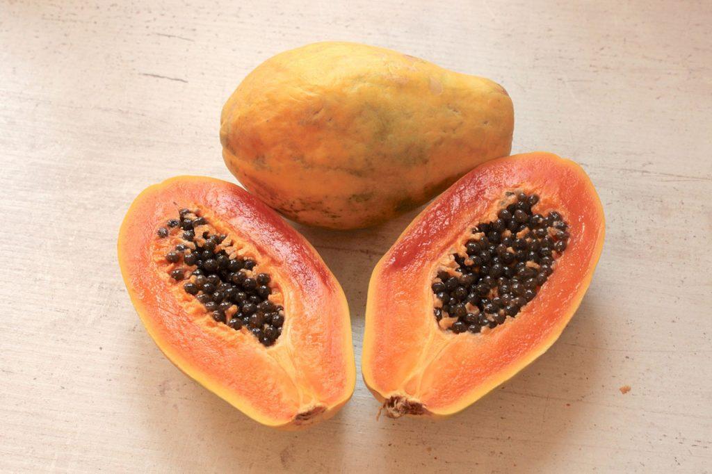 Papaya beneficios y contraindicaciones
